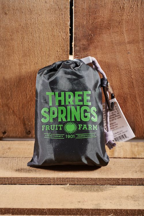 Three Springs logo Chico Bag