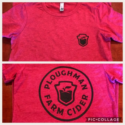 Ploughman Women's Fit Tshirt Design 2