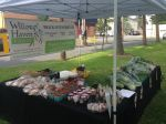 Willow Haven Market Stand in Bethlehem