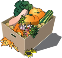 Thanksgiving Box of Vegetables