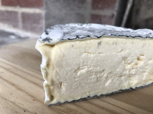 Ashed Bloomy Cheese