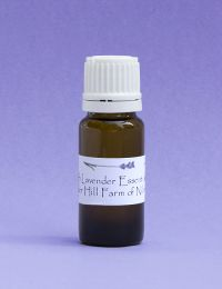 Lavender Hill Farm 'Folgate' English Lavender Essential Oil, 6 ml bottle