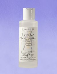 Lavender Hand Wash Gel
