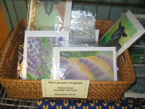 Lavender Hill Cards
