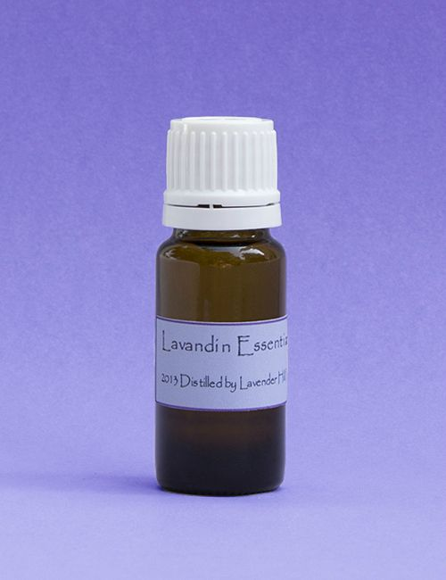 Lavender Hill Farm 'Super' Lavandin Essential Oil, 6 ml bottle