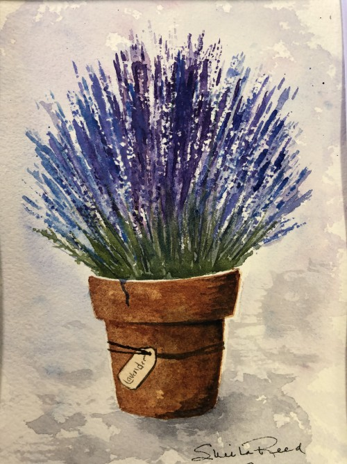 Painting Under the Trees, Wed. July 22nd, 1 pm- 3:30 pm