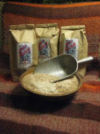 3# Local Whole Wheat Flour