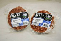 Grass-Fed Beef Patties 18#