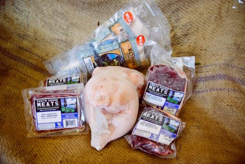 South Shore Meats Box