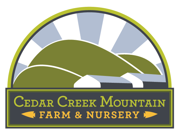 Cedar Creek Mountain Farm Logo