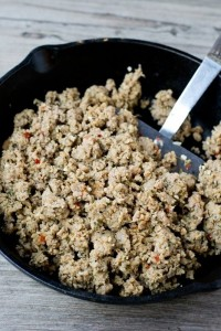 Forrest Raised Ground Pork - Unseasoned