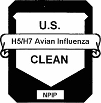 NPIP Avian Influenza Clean Logo