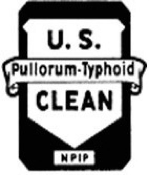 NPIP Pullorum-Typhoid Clean Logo