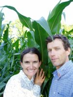 We love our open pollinated, Genuine Texas Honey June Corn Plants!