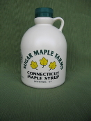 SATURDAY FARM SHOP AND COUNTER WEIGHT ONLY- Sugar Maple Farms Maple Syrup