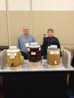 Our Kombucha was featured at Sunday brunch at the National Weston A. Price Conference