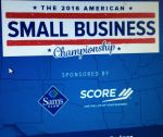 Last year we won the American Small Business Award for Indiana.  A friend suggested we might share this news belatedly.