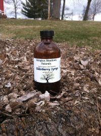 Abington Meadows Elderberry Syrup
