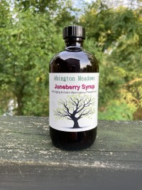 Juneberry Syrup
