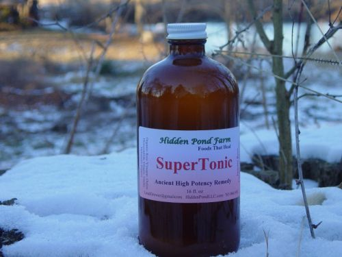 SuperTonic - 16 oz.
