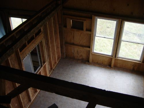 Site for building second cooler