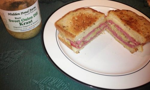 Anyone for a Reuben sandwich?