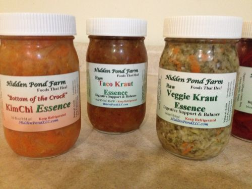 Yummy and as healthful as our regular kraut!