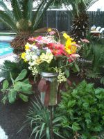 Another Poolside bouquet