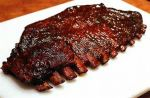 Meaty Spare Ribs, 1/2 slab per package