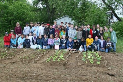 2010 4th Grade School to Farm