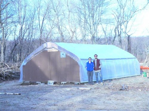 2011 Finished Greenhouse!