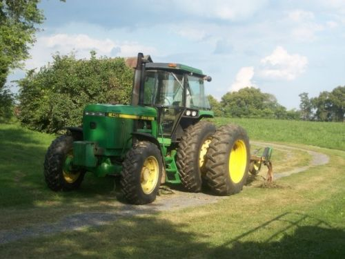 The Big Tractor