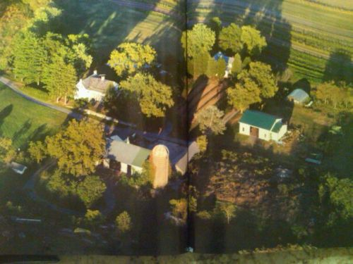 Aerial Shot of Carrollton Manor Farm