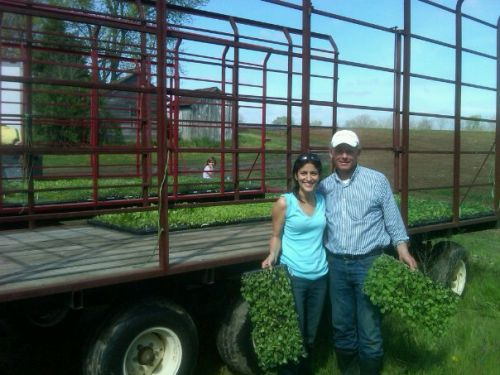 Your Farmers - Steve & Anita