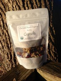 Orchard Pond Nutty Granola