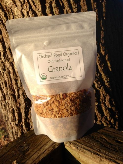 Orchard Pond Old Fashioned Granola
