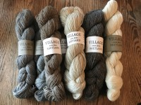 Village Acres Shetland Yarn