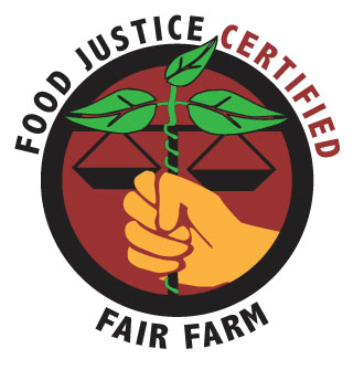 Link to Food Just Certified Webpage