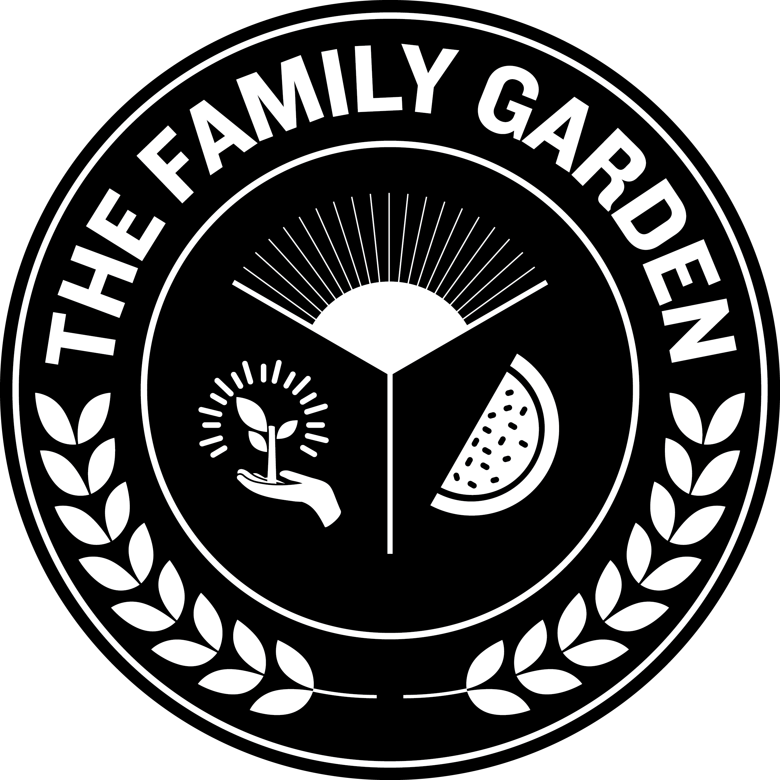 The Family Garden Logo