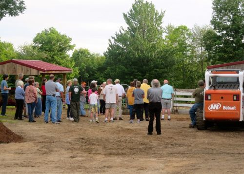 Carroll County Farm Bureau Farm Tour & Meeting - June 2015