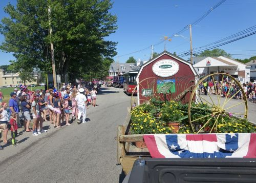 2016 Wolfeboro 4th of July Parade