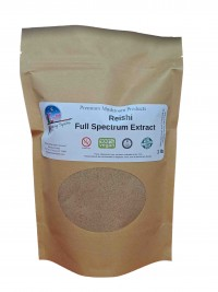 Reishi (G. lucidum) Full-Spectrum Extract Powder