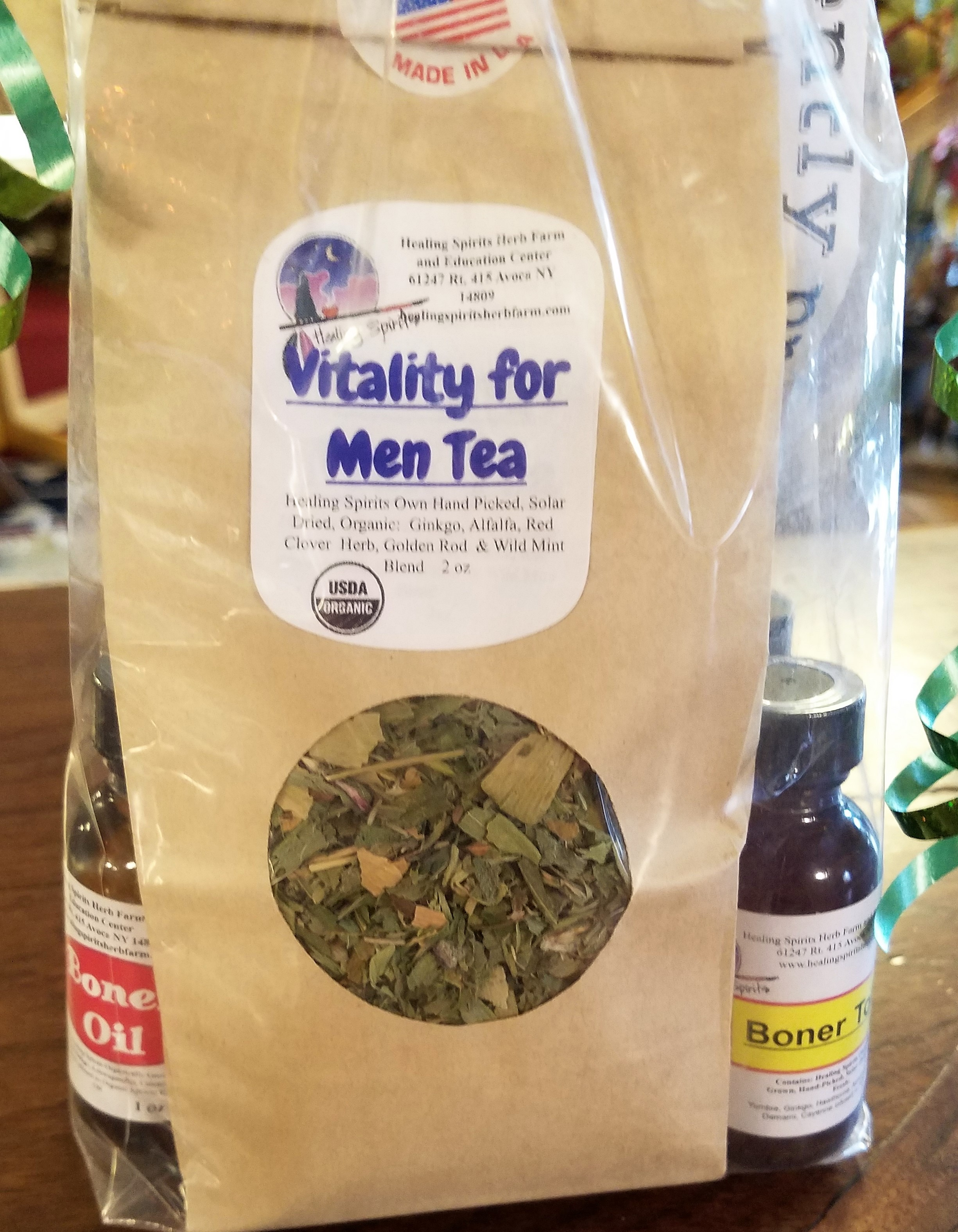 Vitality for Men Package
