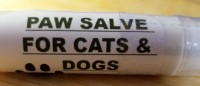 Paw Salve for Cats & Dogs