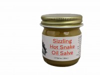Sizzling Hot Snake Oil Salve