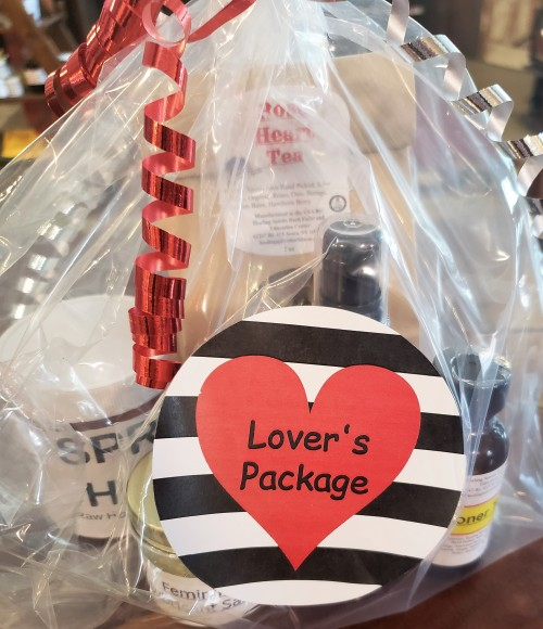 LOVER'S PACKAGE