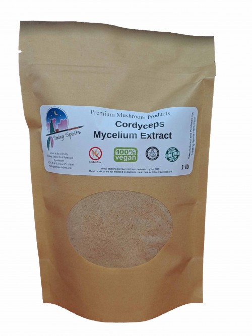 Cordyceps (C. sinensis CS-4) Mycelial Extract Powder