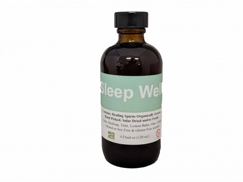 Sleep-Well Tincture