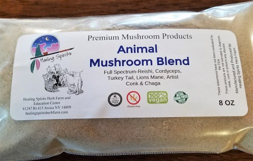 Mushrooms for Animals