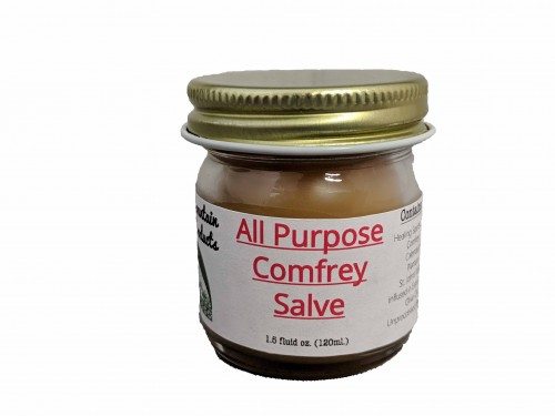 All-Purpose Comfrey Salve